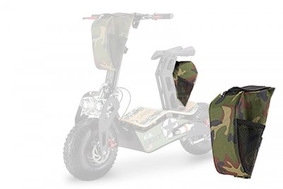 Rear seat bag (Army)